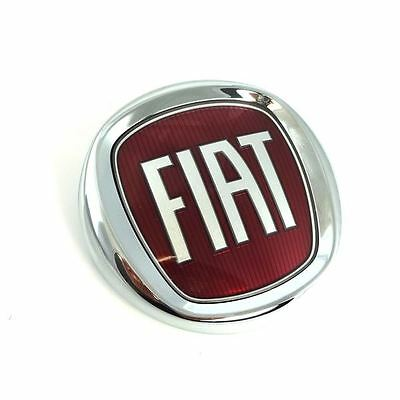 new genuine fiat abarth grande punto front grille logo badge emblem 735495891 picclick uk. Black Bedroom Furniture Sets. Home Design Ideas