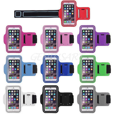 For iPhone 6s Plus Running Jogging Sports Gym Arm Band Mobile Holder Case Cover