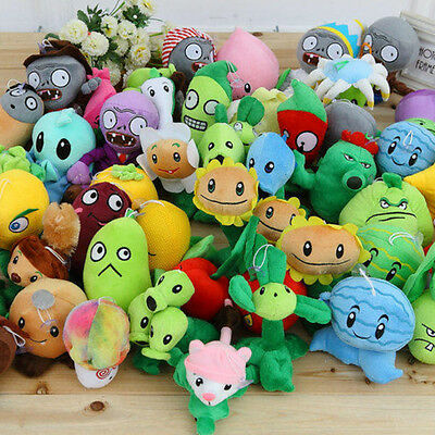 HOT Plants vs Zombies plush soft toys in different choices Kids Gift UK STOCK