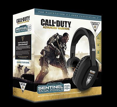 Ps4 Cuffia Sentinel Task Force Call Of Duty Turtle Beach