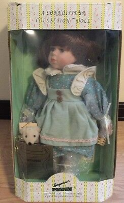 THE CONNOISSEUR COLLECTION DOLL FROM SEYMOUR MAN Erin Limited Addition
