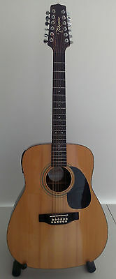 Takamine G335 12-String Acoustic Guitar, Taiwan