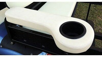 Universal rear seat Arm Rest (BUFF) for all golf cart