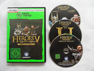 Heroes of Might and Magic V - Gold Edition für PC