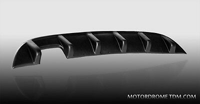 Sport Single Exit Rear Diffuser For Volkswagen Golf MK6 (Excl. GTi/GTD/R-Line)