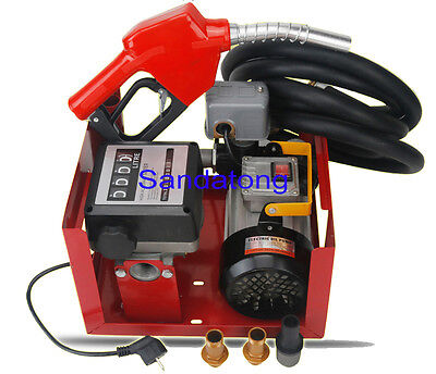 Disel Fuel Transfer Pump Station 220V