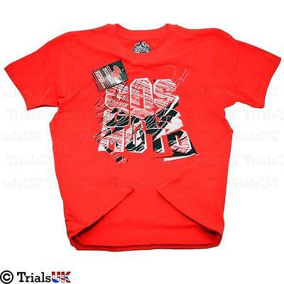 Official GasGas Moto T Shirt - Red - Size XL Only