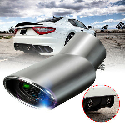 Stainless Rear Exhaust Muffler End Trim Tip Tail Pipe For Honda CRV 2012 - 2016