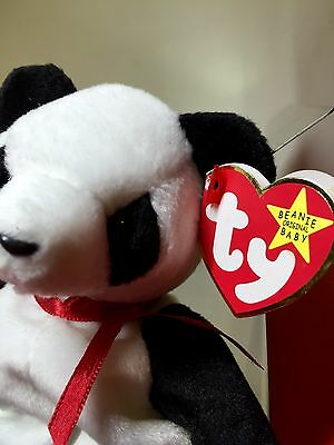 NEW Original TY BEANIE BABY Fortune Classic Collectable - Lot: #04