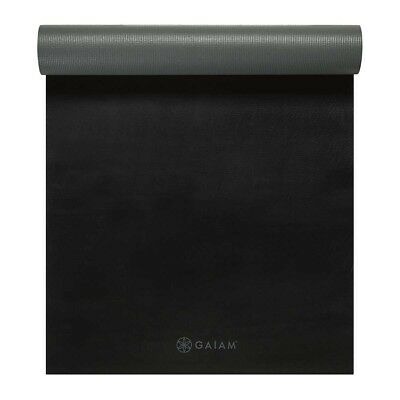 NEW Gaiam Athletic Yoga Mat 5mm from Rebel Sport