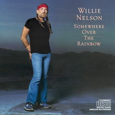 Willie Nelson Somewhere Over The Rainbow Cd New