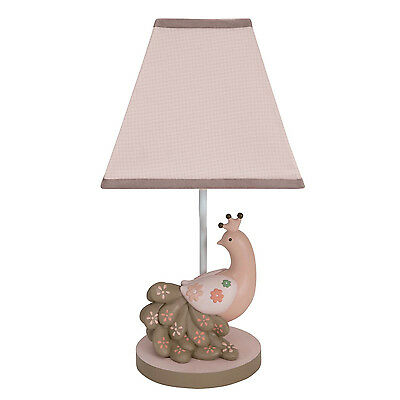 Lambs & Ivy Fawn Lamp with Shade