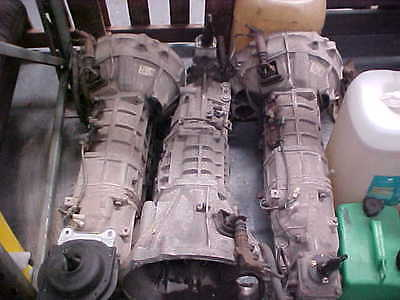 Mazda RX8 5 five speed manual gearbox