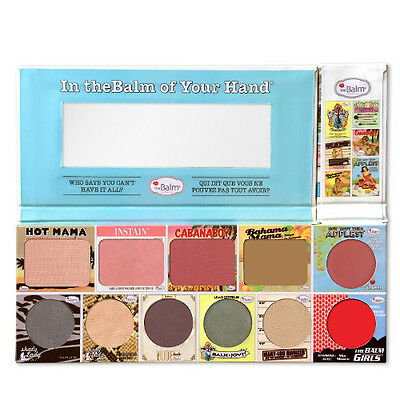 NEW! theBalm In The Balm Of Your Hands - FREE SHIPPING - OFFICIAL AU STOCKIST