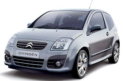 Manuale Officina Citroen C2 Workshop Manual Service