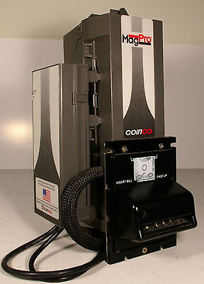 Coinco BA30B Upgrade MAG30B PRO Dollar Bill Acceptor Validator New $5