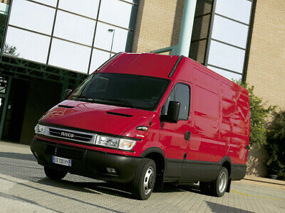 Manuale Officina Iveco Daily 3 1999-2006 Workshop Manual Service
