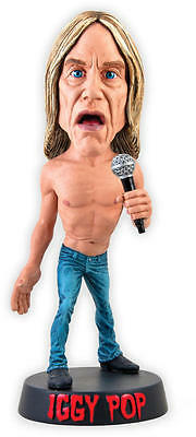 Iggy Pop BOBBLEHEAD NEW IN BOX / NUMBERED LIMITED EDITION Drastic Plastic