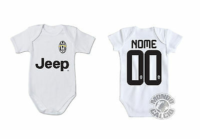 Body Newborn Baby Juventus Your Name Bodysuit Infant Baby