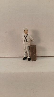 O Scale On30 On3 Figures #1497 Arttista Businessman walking//stepping up//down