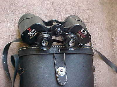 MANON Field Binoculars 16x50 -210ft @ 1000yds 4 Degress & Case, Hunting, Birding