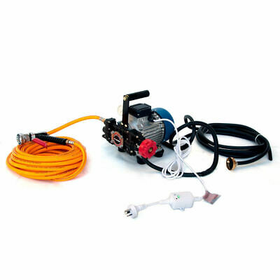 Electric Sprayer Kit for Garden Weed Pest Control Farm Plant Spraying Pump Hose