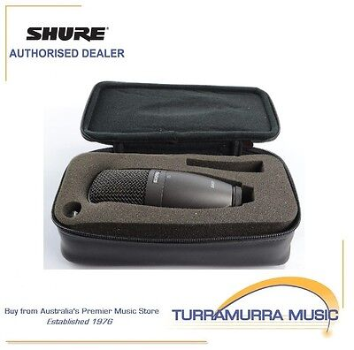 Shure SM27- LC Large Diaphragm Condensor Microphone