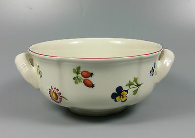 Villeroy And Boch Petite Fleur Cream Soup Coupe / Cup Only (Perfect)