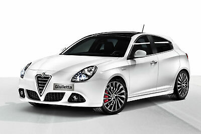 Manuale Officina Alfa Romeo Giulietta 2010-2015 Workshop Manual Service