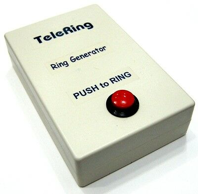 TELEPHONE RING GENERATOR for Testing, displays, props, etcTele Ringer $ q