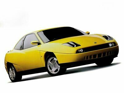 Manuale Officina Fiat Coupe' Workshop Manual Service