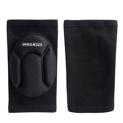 1X Bicycle Cycling Racing Protective Soft Thickening Knee Pad Guard Protector