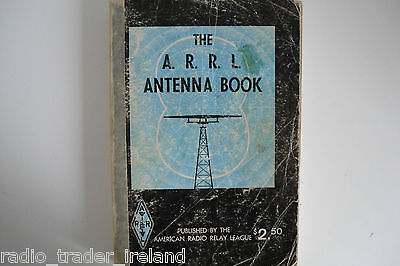 The A.r.r.l. Antenna Book Only).................radio_Trader_Ireland.