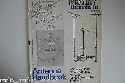 Mosley Electronics Antenna Book Only.................radio_Trader_Ireland.