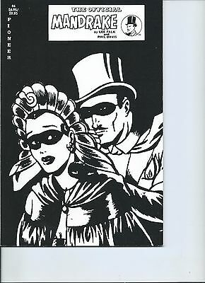 The Official Mandrake #4 by Lee Falk and Phil Davis  NM