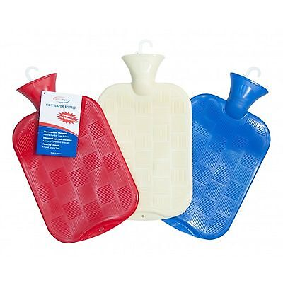 SurgiPack Hot Water Bottle Thermoplastic (Rubber Free) Odourless made in Germany