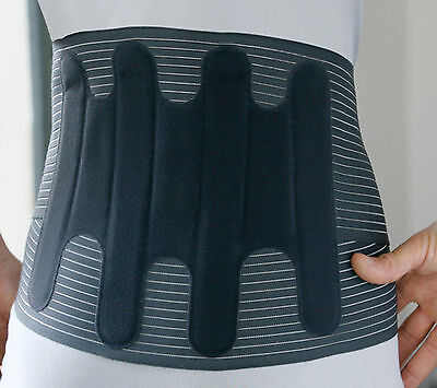 =>Thuasne Lombaskin Lumbar & Back Support Belt Premium Quality Made In France