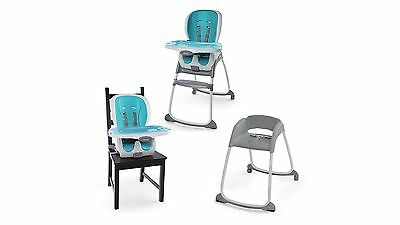 Ingenuity Smart Clean 3-in-1 Trio High Chair, Easy to Clean, Safe and Durable