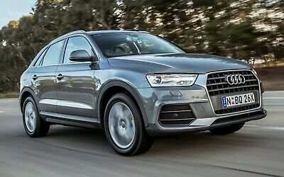 Manuale Officina Audi Q3 2012-2016 Workshop Manual Service
