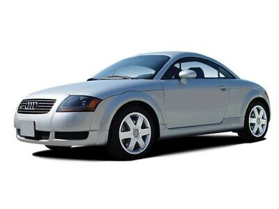 Manuale Officina Audi Tt 1999-2006 Workshop Manual Service