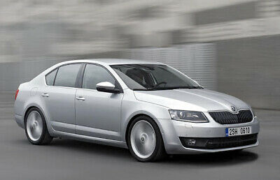 Manuale Officina Skoda Octavia 2012-2015 Workshop Manual Service