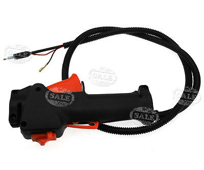 Strimmer Trimmer Handle Switch Brush Cutter Throttle Trigger Cable 26mm