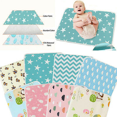 Brand New Soft Padded Baby Infant Changing Mat Waterproof Mats Breathable