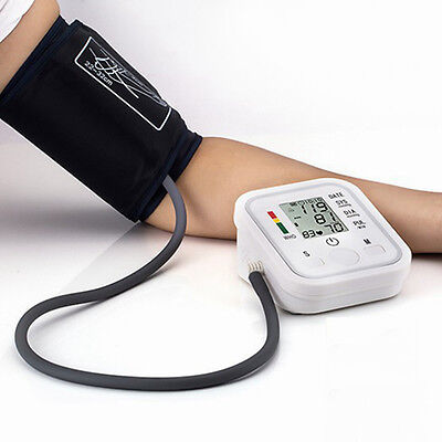 New Portable Fully Automatic Electronic Diagnostics-tool Measure Blood Pressure