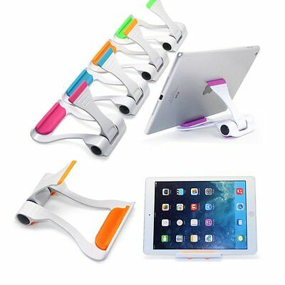 New 360 Rotating Bed Desk Mount Stand Holder For iPad 2 3 4 Air Mini Tablet