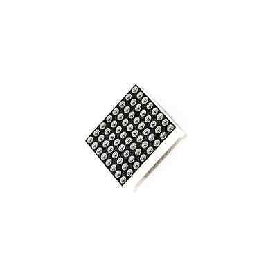 5 PCS 8x8 3mm Dot-Matrix display Red LED Display Common Anode k85