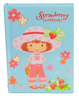 Strawberry Shortcake Small Memo Book Autograph Book