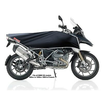 Adventure Dual-Sport motorcycle bike cover- travel size