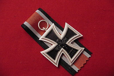 GERMAN 1957 BRD VERSION OF THE 1939 IRON CROSS 2nd CLASS WITH RIBBON