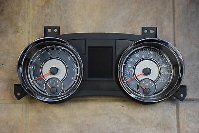 Dashboard Instrument Cluster for 2011-2015 CHRYSLER TOWN & COUNTRY